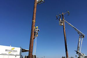 Pb Electric California High Voltage Contractors