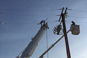 Pb Electric California High Voltage Contractors